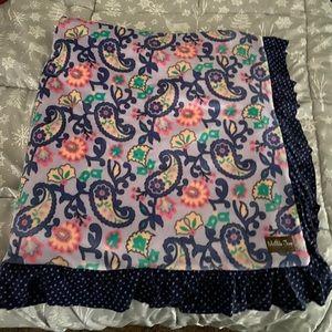 Perfectly Paisley Blanket
